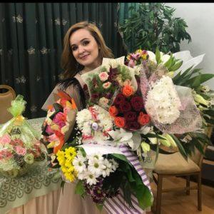 Концерт Гульназ Сираевой