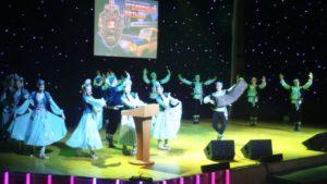 Концерт к 100-летию уголовного розыска