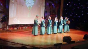 "Юмористическое музыкальное шоу театра ""Мунча ташы"" С 14.11-17.11.18г."