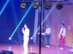 Концерт Рифата Зарипова