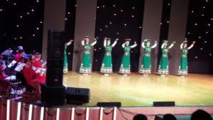 Концерт государственного ансамбля танца Марий Эл