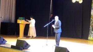 Встреча земляков Аксубаевского района