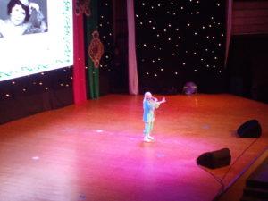 1-ый открытый городской фестиваль татарской песни